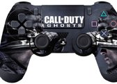 PS4 Game Controller Skin Sticker - Call Of Duty Ghost Battle Soldiers