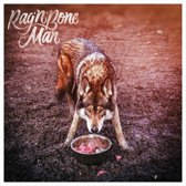 CD cover van Wolves van RagnBone Man