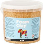 Foam Clay®, 560 gr, goud