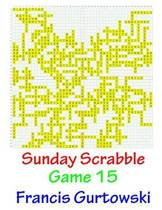 Sunday Scrabble Game 15