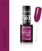 REVERS® 3in1 Solar Gel Nagellak 12ml. - #13 Euphoria