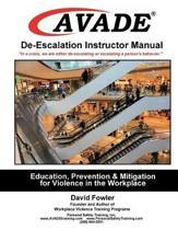 AVADE De-Escalation Instructor Manual