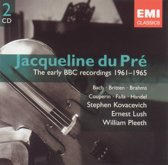 Jacqueline Du Pre Her Early Bb