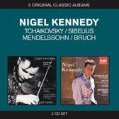 Classic Albums: Tchaikovsky, Sibelius / Mendelssohn, Bruch