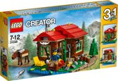 LEGO Creator Huisje aan het Meer - 31048