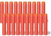 300 universele Pijltjes geschikt voor de NERF N-Strike Elite Toy guns - kleur: rood