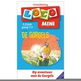 Boekomslag van 'Loco Mini Op avontuur met de Gorgels'