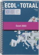 ECDL Totaal Excel 2003 / module 4