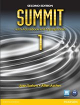 Summit 1 with ActiveBook and MyEnglishLab