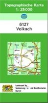 Volkach 1 : 25 000