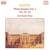 Haydn: Piano Sonatas Vol 1 / Jeno Jando