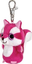 YooHoo and Friends: Chewoo Squirrel Mini Key Clip 3In