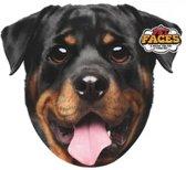 Pet Faces - Rottweiler