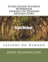 Study Guide Student Workbook Lessons on Demand Artemis Fowl