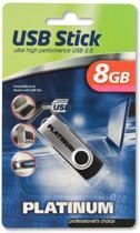 Platinum USB flash drive - 8 GB
