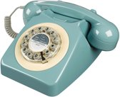 Wild & Wolf 746 French Blue Retro Telefoon