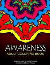 Awareness Adult Coloring Book, Volume 5