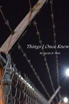 Things I Once Knew