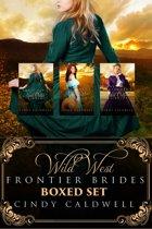 Wild West Frontier Brides Boxed Set Vol 1