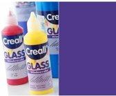 Creall Glass - glasstickerverf violet 1 Fles - 80 Mililiter 20528