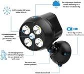 LED Wandlamp | Nighthawk | Buitenlamp met Beweging