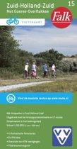Falkplan fietskaart 15 - Zuid-Holland-Zuid