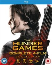 The Hunger Games Collection (blu-ray) (Import zonder NL)