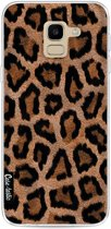 Casetastic Softcover Samsung Galaxy J6 (2018) - Leopard