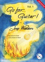 Go for...Guitar! Vol.1 (Boek met gratis Cd)