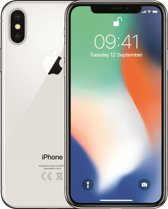 Forza Refurbished Apple iPhone X - 64GB - Zilver