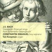 J.S. Bach: Constantin Emanuel sings Schemllis Gesangbuch