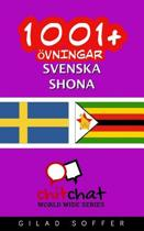 1001+ Ovningar Svenska - Shona