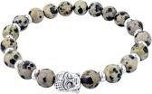 Fako Bijoux® - Buddha Armband - Ring - Kieviet