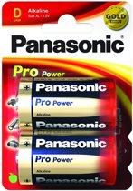 Panasonic D Xtreme Power LR20PPG/2BP Batterijen - 2 stuks