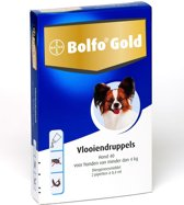 Bolfo gold 2 pipet - 1 ST