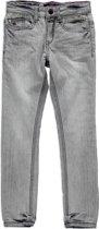 jongens Broek Blue Rebel Jongens Jeans - Grijs - Maat 104 8717533710482