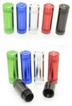 Lachgas / N2O / Slagroom Patronen Cracker - Premium Aluminium Design - Diverse Kleuren
