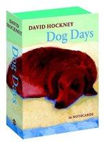 David Hockney Dog Days