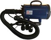 Topmast Waterblazer Hondenfohn - 2400 watt - Blauw/Zwart