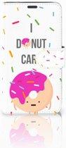 Motorola Moto G5 Uniek Boekhoesje Donut
