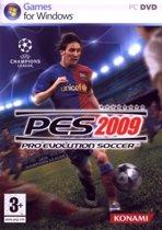 Pro Evolution Soccer 2009 - Windows