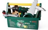 Bosch Speelgoed Professional Line Gereedschapsbox met Accessoires