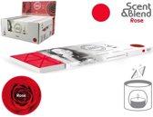 Scent&Blend Wax Melt Navulling - Roos
