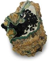 Malachiet, Kongo, nr. 109 - 19 cm - groen - 19 cm