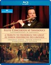 Flute Concertos At Sanssouci, Pahud