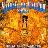 Sambas de Enredo 2008