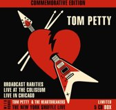 CD cover van Commemorative Edition 5Cd van Tom Petty
