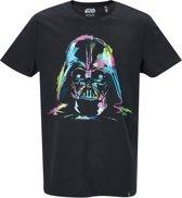 Star-Wars-T-shirt-met-korte-mouw-zwart - Maat XXL