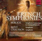 Bizet: Symphony in C;  Chausson, Berlioz / Saraste, et al