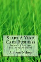 Start a Yard Care Business